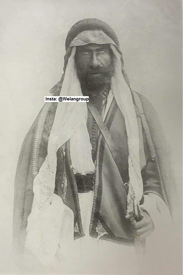 الشيخ سطام بن جضعان الطيّار1899م