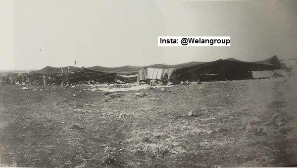 بيت الشيخ سطام باشا الشعلان(شيخ مشائخ قبيلة الرولة من عنزة