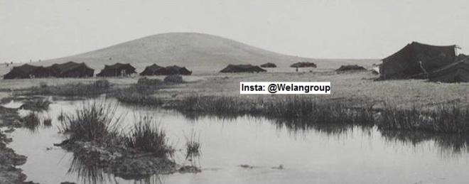 مضارب الفرسان الفدعان من قبيلة عنزة 1913